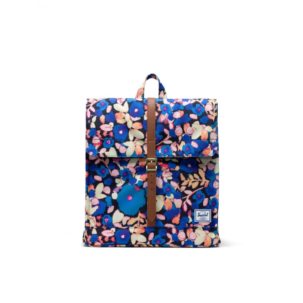 MOCHILA HERSCHEL CITY MID-VOLUME PAINFLOR