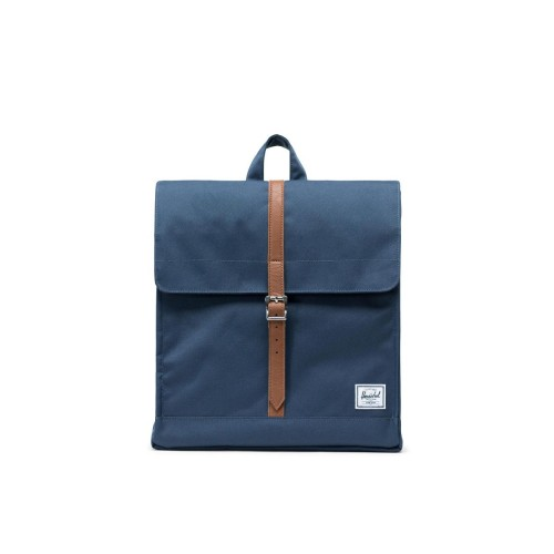 MOCHILA HERSCHEL CITY MID-VOLUME NAVY
