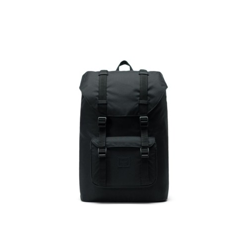 MOCHILA HERSCHEL LITTLE AMERICA MID-VOLUME LIGHT BLACK