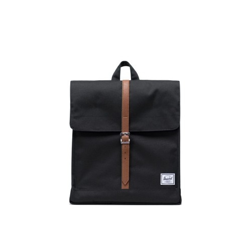 MOCHILA HERSCHEL CITY MID VOLUME BLACK
